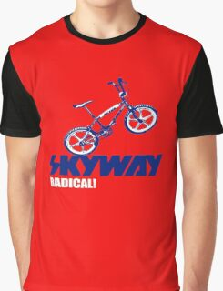 Old School BMX T-Shirts Graphic T-Shirt
