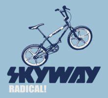 Old School BMX T-Shirts Kids Tee
