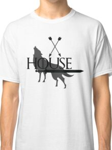 Game of Thrones - Stark Classic T-Shirt