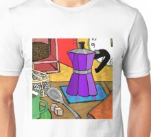 Moka Pot Joy Unisex T-Shirt