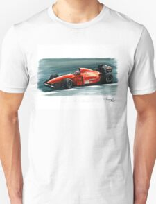 1994 Ferrari 412T1B Unisex T-Shirt