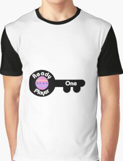 Ready Player One Key Graphic T-Shirt