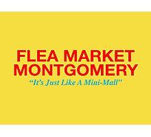 Flea Market Montgomery shirt – Sammy Stephens, Ellen Photographic Print