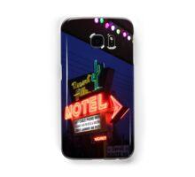 Desert Hills Motel Route 66  Samsung Galaxy Case/Skin