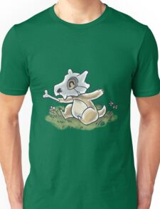 Drawlloween Cubone Unisex T-Shirt