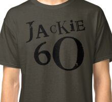 Jackie 60 Classic Logo on Brown T Classic T-Shirt