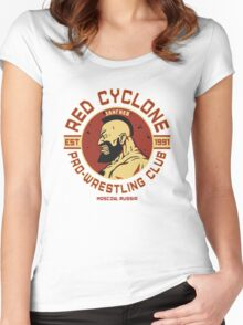 Pro Wrestling Club Women's Fitted Scoop T-Shirt