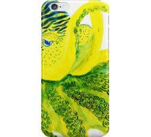 Banana Cuttlefish Design iPhone Case/Skin