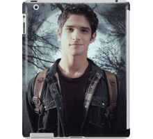 Teen Wolf Scott Mccall moonlight iPad Case/Skin