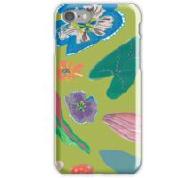 Olive Garden Nature iPhone Case/Skin