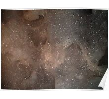 'Bubble Galaxy' Digital Print Poster