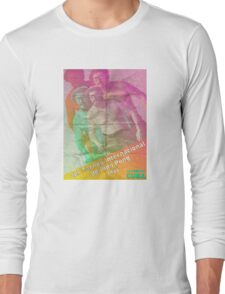 Fidel Castro - Ping Pong Long Sleeve T-Shirt