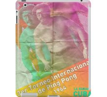 Fidel Castro - Ping Pong iPad Case/Skin