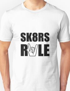 SK8RS Rule T-Shirt