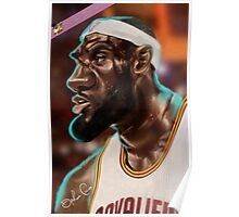 King James Vol 1 Poster