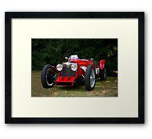1936 Riley Hardie Special Framed Print