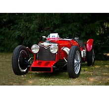 1936 Riley Hardie Special Photographic Print
