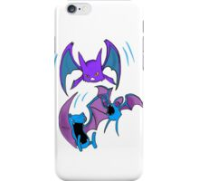 Zubat evolutions iPhone Case/Skin