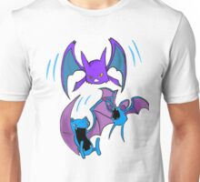 Zubat evolutions Unisex T-Shirt