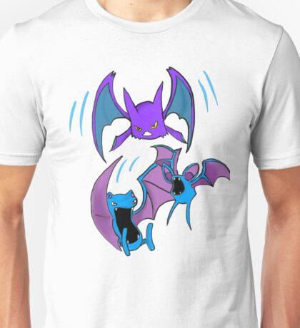 Zubat evolutions Unisex T-Shirt