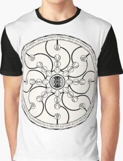 Body Mandala Graphic T-Shirt