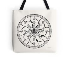 Body Mandala Tote Bag