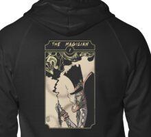 The Magician - Sinking Wasteland Tarot Zipped Hoodie