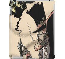The Magician - Sinking Wasteland Tarot iPad Case/Skin