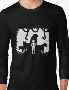 Boy in the wild Long Sleeve T-Shirt