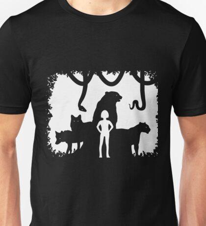 Boy in the wild Unisex T-Shirt