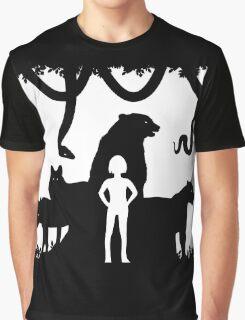 Boy in the wild Graphic T-Shirt
