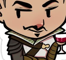 Dragon Age -- Dorian Chibi Sticker
