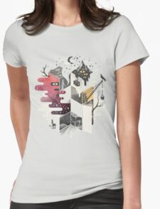 Jung at Heart Womens Fitted T-Shirt