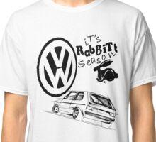 Rabbit Graphic Classic T-Shirt