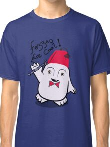 Fezzes are Cool Dr Who Adipose Classic T-Shirt