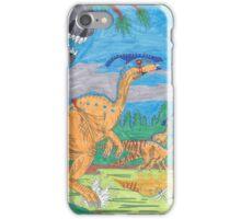 Parasaurolophus iPhone Case/Skin