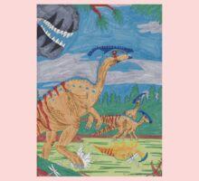 Parasaurolophus Kids Tee