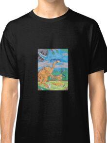 Parasaurolophus Classic T-Shirt