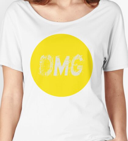 OMG Women's Relaxed Fit T-Shirt