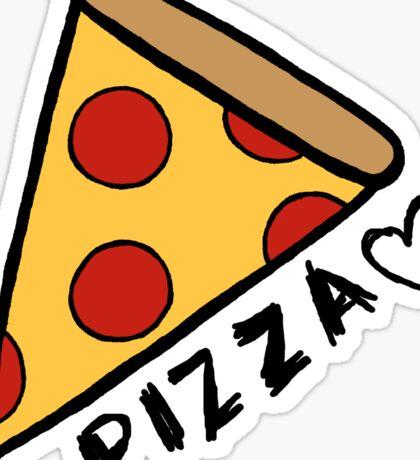 Pizza♡ Sticker