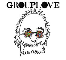 GroupLove Logo Photographic Print