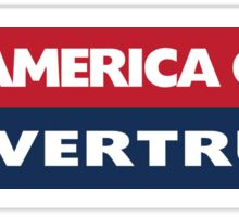 #Never Trump - Keep America Great Sticker
