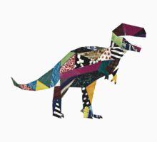 Dinosaur  Baby Tee