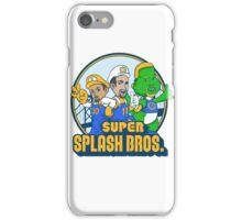 Super Splash Bros Vol 2 iPhone Case/Skin