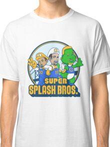Super Splash Bros Vol 2 Classic T-Shirt