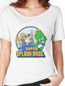 Super Splash Bros Vol 2 Women's Relaxed Fit T-Shirt