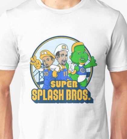 Super Splash Bros Vol 2 Unisex T-Shirt