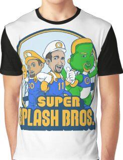 Super Splash Bros Vol 2 Graphic T-Shirt