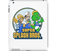 Super Splash Bros Vol 2 iPad Case/Skin