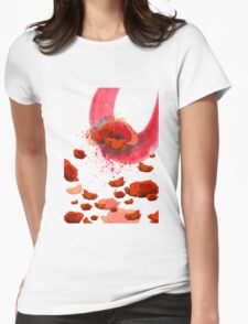 Rebirth Womens Fitted T-Shirt
